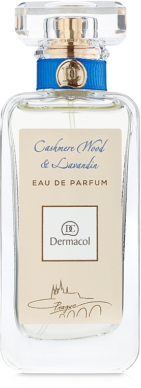 Dermacol Cashmere Wood And Levandin - Парфюмированная вода — фото N1