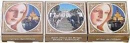 Духи, Парфюмерия, косметика Набор - Essencias De Portugal Religious (soap/3x50g)