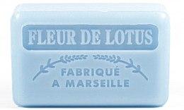"""Духи, Парфюмерия, косметика Марсельское мыло """"Цветок лотоса"""" - Foufour Savonnette Marseillaise Fleur De Lotus"""