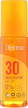 Духи, Парфюмерия, косметика Солнцезащитное масло для тела - Derma Sun Sun Oil SPF30 High