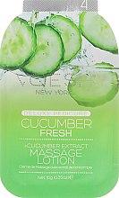 "Набор для педикюра ""Огуречная свежесть"" - Voesh Pedi In A Box Deluxe Pedicure Cucumber Fresh — фото N6"
