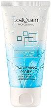 Духи, Парфюмерия, косметика Очищающая маска для лица - PostQuam Essential Care Purifying Mask Normal/Sensible Skin