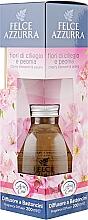 Духи, Парфюмерия, косметика Освежитель воздуха диффузор - Felce Azzurra Cherry Blossoms
