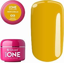 Духи, Парфюмерия, косметика Гель для ногтей ароматизированный - Silcare Base One Perfumelle UV Gel Color