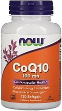 "Духи, Парфюмерия, косметика Капсулы ""Коэнзим Q10"", 100 мг - Now Foods CoQ10"