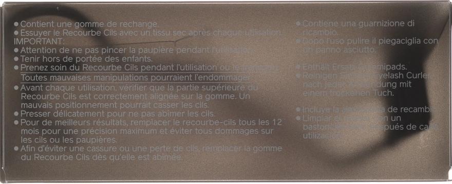 Щипцы для завивки ресниц - Shiseido Eyelash Curler  — фото N3