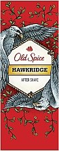 Духи, Парфюмерия, косметика Лосьон после бритья - Old Spice Hawkridge After Shave