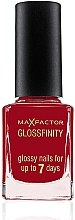 Духи, Парфюмерия, косметика Лак для ногтей - Max Factor Glossfinity