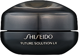 Духи, Парфюмерия, косметика Крем для кожи вокруг глаз и губ - Shiseido Future Solution Eye and Lip Contour Cream