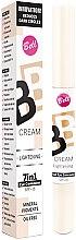Духи, Парфюмерия, косметика Светоотражающий корректор - Bell BB Cream Lightening 7in1 Eye Concealer
