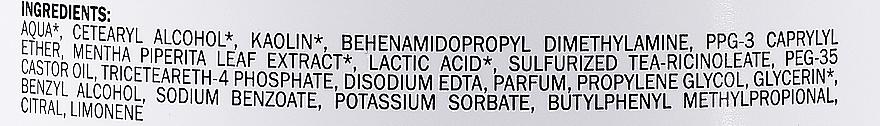 Бальзам-кондиционер для жирных волос с экстрактом мяты - O'Herbal — фото N5