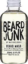 Духи, Парфюмерия, косметика Нежный шампунь для бороды - Waterclouds Beard Junk Beard Wash