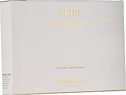 Духи, Парфюмерия, косметика Набор для чувствительных зубов - WhiteWash Laboratories Nano (tooth serum/30 ml + mouth tray)