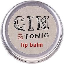 Духи, Парфюмерия, косметика Бальзам для губ - Bath House Gin & Tonic Lip Balm Lemon & Juniper