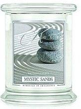 Духи, Парфюмерия, косметика Ароматическая свеча в банке - Kringle Candle Mystic Sands