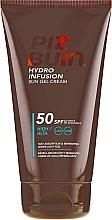 Духи, Парфюмерия, косметика Солнцезащитный крем-гель для тела - Piz Buin Hydro Infusion SPF 50