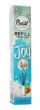"Духи, Парфюмерия, косметика Аромадиффузор ""Hyacinth"" - Brait Home Sweet Home Refreshing Sticks Full of Joy (запасной блок)"