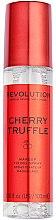 """Духи, Парфюмерия, косметика Спрей-фиксатор макияжа """"Вишнёвый трюфель"""" - Makeup Revolution Precious Stone Cherry Truffle Makeup Fixing Spray"""