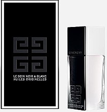 Духи, Парфюмерия, косметика Набор - Givenchy Le Soin Noir Blanc Huiles Originelles (f/oil/2x15ml