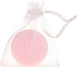 Духи, Парфюмерия, косметика Мыло в мешочке из органзы - Institut Karite Rose Shea Macaron Soap