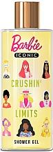 Духи, Парфюмерия, косметика Bi-es Barbie Iconic Crushin' Limits - Гель для душа