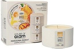 Духи, Парфюмерия, косметика Ароматическая свеча - House of Glam Mango Delight Candle