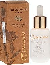 Духи, Парфюмерия, косметика Эликсир для лица - Couleur Caramel Elixir De Beaute Oro 24K