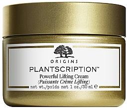 Духи, Парфюмерия, косметика Интенсивный крем для лица с лифтинг-эффектом - Origins Plantscription Powerful Lifting Cream