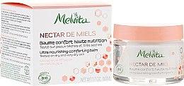 Духи, Парфюмерия, косметика Питательный бальзам для лица - Melvita Nectar de Miels Baume Confort Haute Nutrition