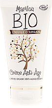 Духи, Парфюмерия, косметика Омолаживающий крем для лица с аргановым маслом - Marilou Bio Creme Anti-Age