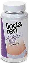 Духи, Парфюмерия, косметика Пищевая добавка Carbon Activo, 60 капсул - Artesania Agricola Lindaren Diet