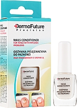 Духи, Парфюмерия, косметика Курс лечения против грибка ногтей - DermoFuture Course Of Ttreatment Against Nail Fungus