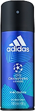 Духи, Парфюмерия, косметика Adidas UEFA Champions League Dare Edition Deo Body Spray - Дезодорант
