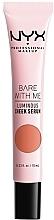 Духи, Парфюмерия, косметика Сияющая сыворотка для щек - NYX Professional Makeup Bare With Me Shroombiotic Cheek Serum