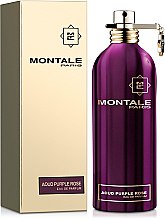 Духи, Парфюмерия, косметика Montale Aoud Purple Rose - Парфюмированная вода
