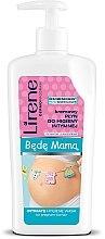 Духи, Парфюмерия, косметика Гель для интимной гигиены для беременных женщин - Lirene Mama Intimate Hygiene Wash For Pregnant Woman