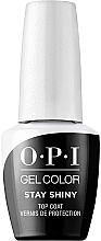 Духи, Парфюмерия, косметика Закрепляющее верхнее покрытие - O.P.I. Gel Stay Shiny Top Coat