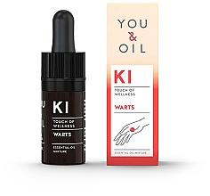 Духи, Парфюмерия, косметика Смесь эфирных масел - You & Oil KI-Warts Touch Of Welness Essential Oil