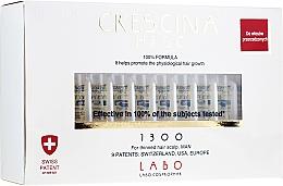 Духи, Парфюмерия, косметика Лосьон-концентрат для восстановления роста волос у мужчин - Crescina HFSC Re-Growth 1300