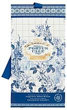 Духи, Парфюмерия, косметика Ароматическое саше - Portus Cale Gold&Blue Fragrant Sachet
