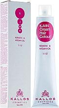 Духи, Парфюмерия, косметика Профессиональная кремовая краска для волос - Kallos Cosmetics Cream Hair Colour
