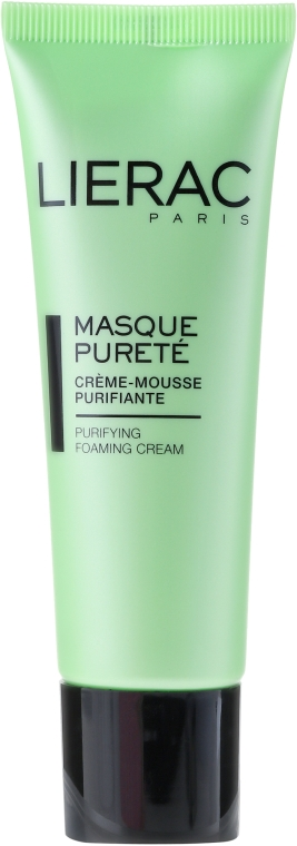 Маска очищающая - Lierac Purifying Mask Foaming Cream — фото N2