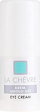 Духи, Парфюмерия, косметика Разглаживающий крем для век - La Chevre Epiderme Eye Contour Cream