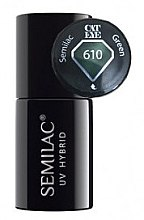 """Духи, Парфюмерия, косметика Гель-лак для ногтей """"Кошачий глаз"""" - Semilac UV Hybrid Cat Eye"""