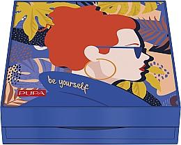 "Духи, Парфюмерия, косметика Палетка для макияжа ""Будь собой"" - Pupa Pupart M Be Yourself"