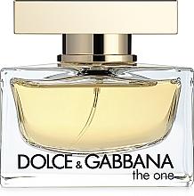 Духи, Парфюмерия, косметика Dolce & Gabbana The One - Парфюмированная вода