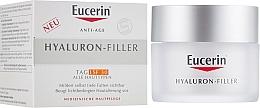 Духи, Парфюмерия, косметика Дневной крем для лица - Eucerin Hyaluron-filler Cream SPF30