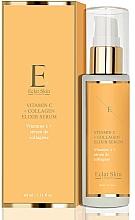 Духи, Парфюмерия, косметика Сыворотка-эликсир с коллагеном Vitamin C - Eclat Skin London Vitamin C + Collagen Elixir Serum