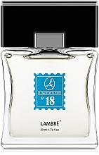 Lambre № 18 - Туалетная вода — фото N1
