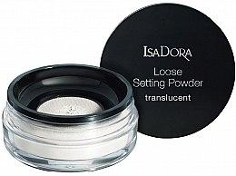 Духи, Парфюмерия, косметика Прозрачная рассыпчатая пудра для лица - IsaDora Loose Setting Powder Translucent